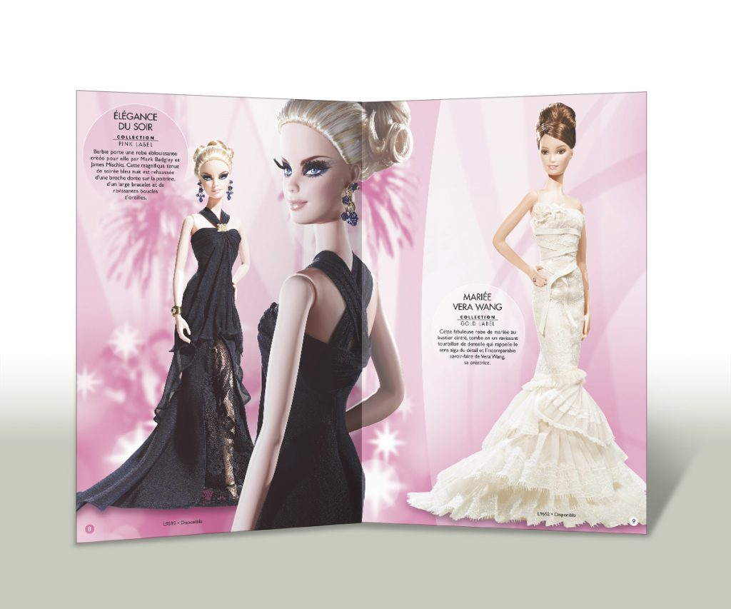 Catalogue Barbie Collection