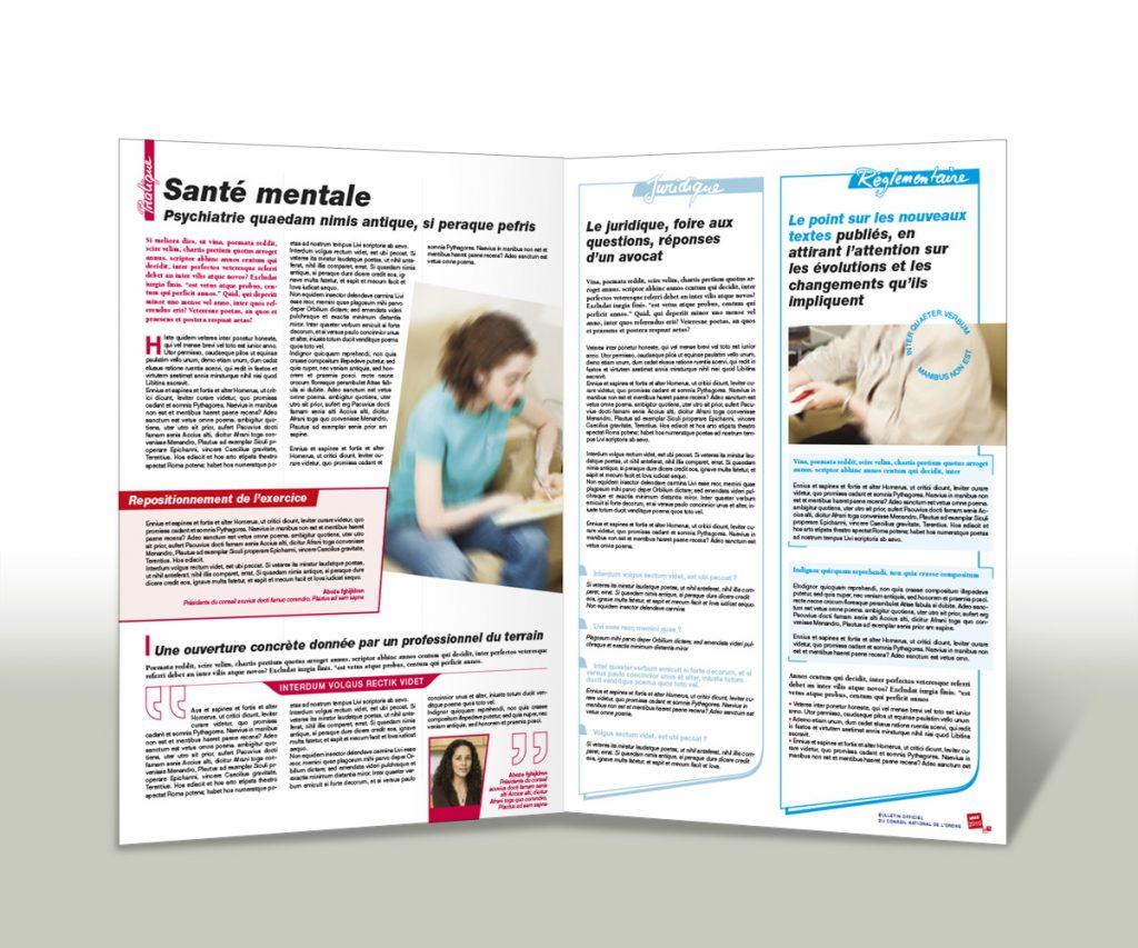 magazine médical numéro zéro